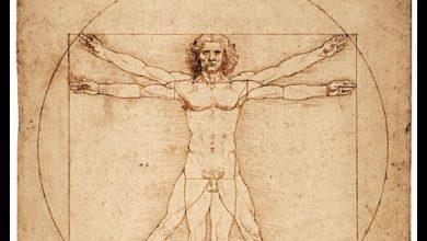 Uomo Vitruviano