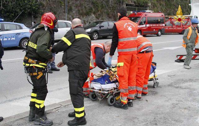 incidente sul lavoro Verona