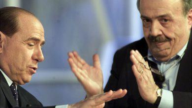 Berlusconi e Costanzo