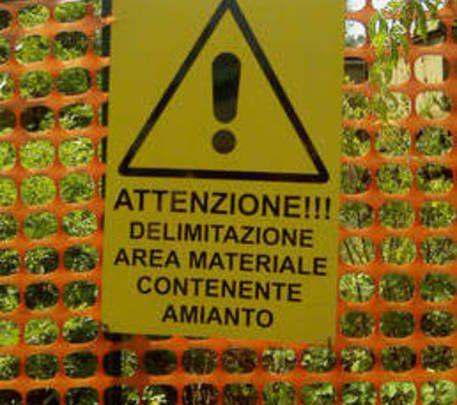 amianto italia ambiente