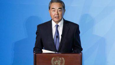Cina Usa, Wang Yi