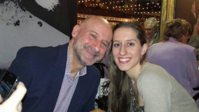 Silvia Romano con il padre Enzo