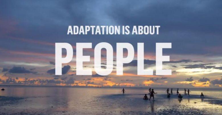 Crisi climatica - campagna #AdaptOurWorld