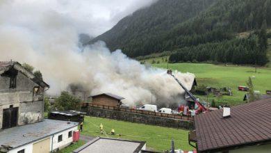 austria esplosione