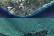 Google earth - Iceye Satellite