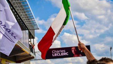 Gp Monza Leclerc
