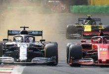 Gp Monza Leclerc Hamilton