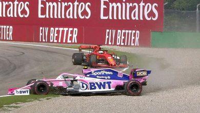 Gp Monza Vettel