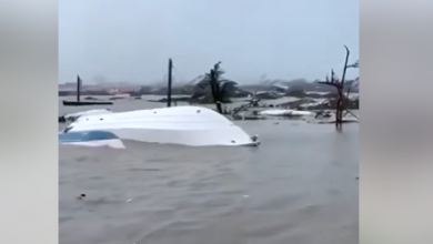 Uragano Dorian Bahamas