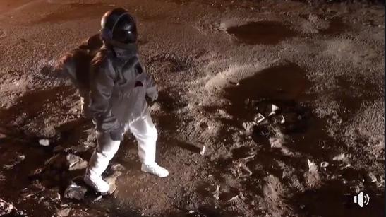 India astronauta