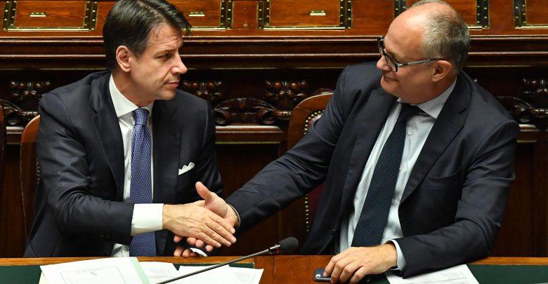 Roberto Gualtieri reddito di cittadinanza quota 100 80 euro