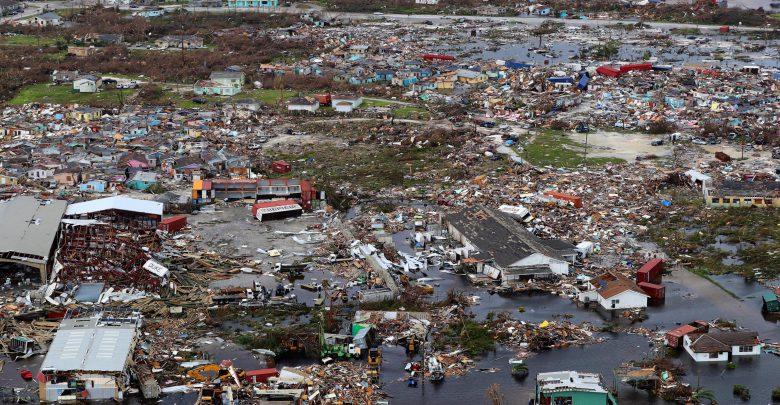 Bahamas uragano
