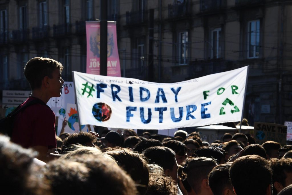 Sciopero del clima dei Fridays for Future