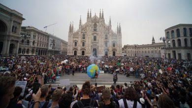 sciopero clima fridays for future milano