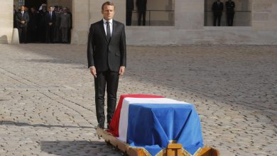 jacques chirac funerale