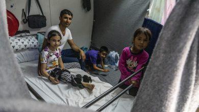 Migranti in Grecia, Lesbo