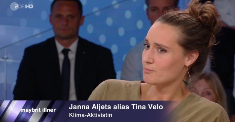 Tina Velo @Twitter
