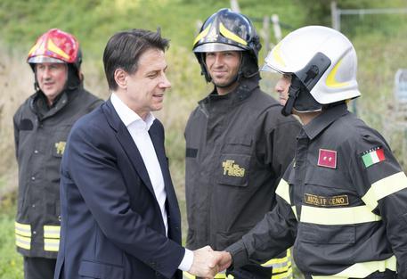 Terremoto Centro Italia, Conte ad Accumoli