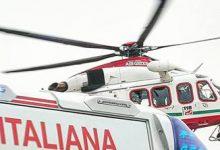 Brescia ambulanza soccorso