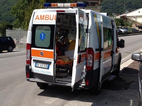 ambulanza morti sul lavoro