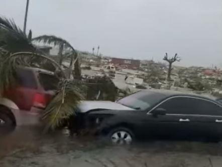 video bahamas dorian