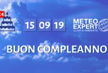 compleanno Meteo Expert