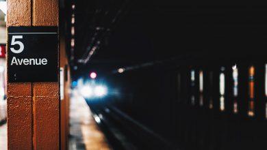 New York, oggetti smarriti in metropolitana