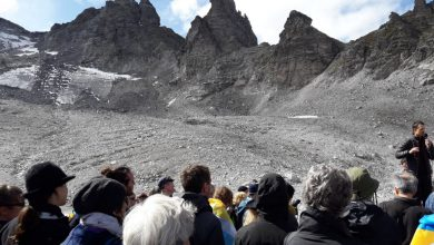 funerale ghiacciaio pizol