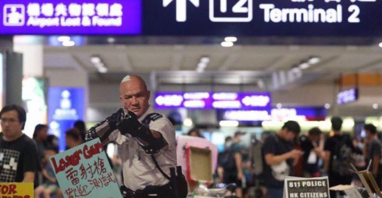 hong kong aeroporto