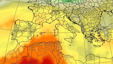 meteo italia caldo weekend