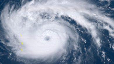 tifone faxai Giappone