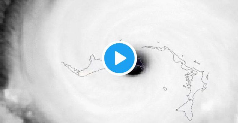 uragano dorian noaa
