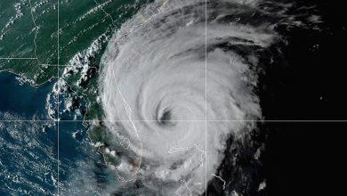 uragano dorian usa canada