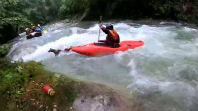 video capriolo fiume terni