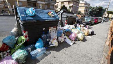 rifiuti roma sciopero