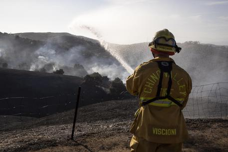 California incendi