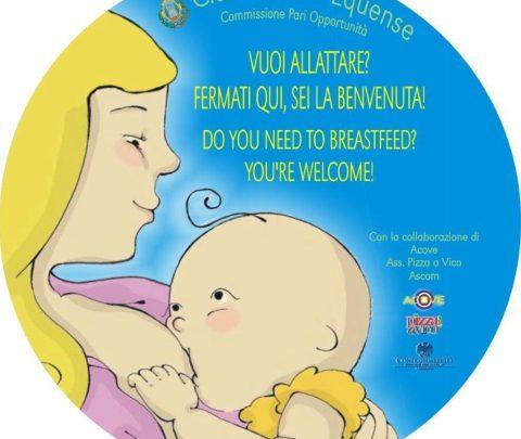 Napoli allattamento