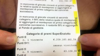 superenalotto lodi vincita record