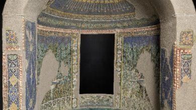 santorini pompei