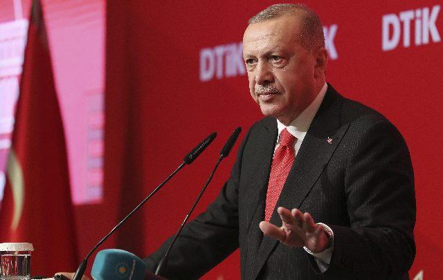 Guerra in Siria Erdogan
