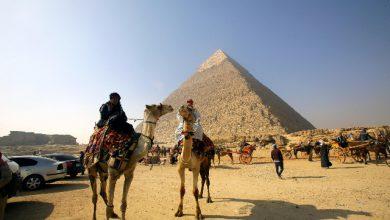 sale su piramide egitto