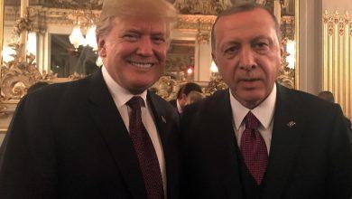 Trump Erdogan lettera