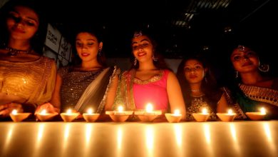 india diwali luci record