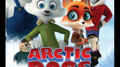 arctic dogs film