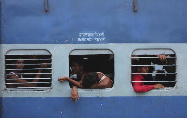 Pakistan treno