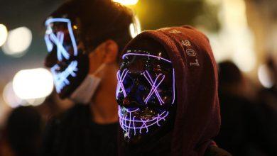 hong kong maschere