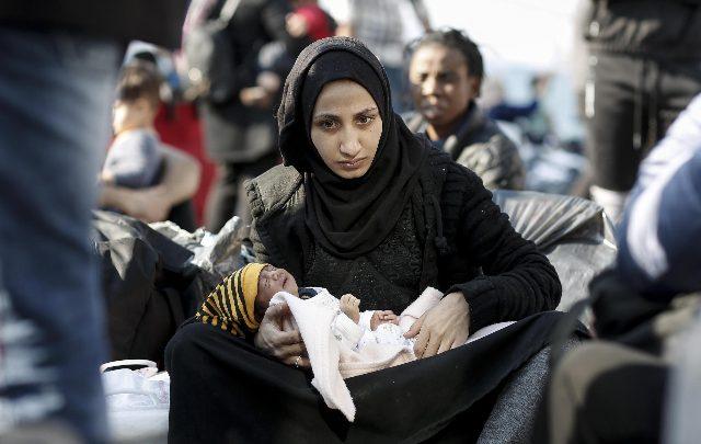 migranti egeo