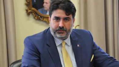 Christian Solinas, governatore della Sardegna