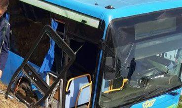 Milano autobus bambini