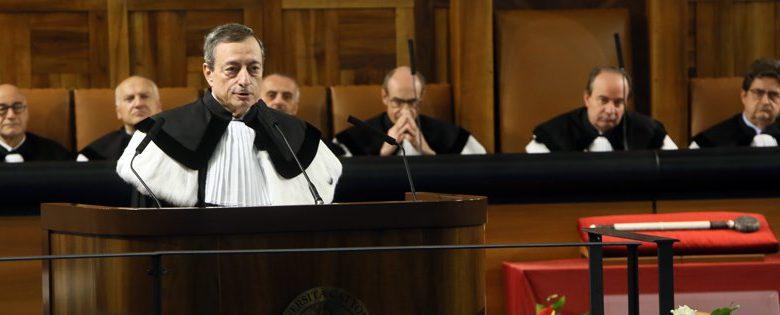mario Draghi a Milano